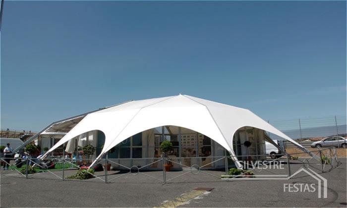 Spider Tent & Spider Tent - Silvestre Festas